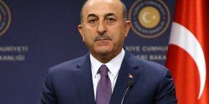 Çavuşoğlu'ndan ENKS ile PYD anlaşmasına ilişkin açıklama