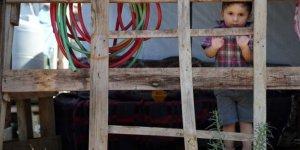 Gazze'deki Suriyeli mülteciler UNRWA'dan yardım istedi