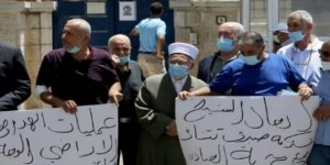Filistinlilerden AB'ye Çağrı