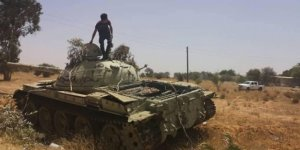 Libya Ordusu: Hafter yenildi paralı askerlere karşı savaşıyoruz