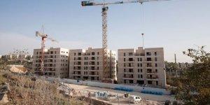 Yahudi yerleşimciler Batı Şeria'da ele geçirdikleri alanda inşaata başladı