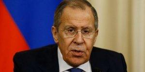 Lavrov'dan Libya ve Suriye açıklaması