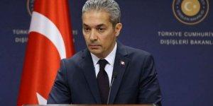 Türkiye Dışişleri Bakanlığı'ndan Mısır yönetimin'e yanıt