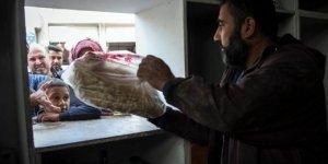 WFP: Suriye görülmemiş bir açlıkla karşı karşıya