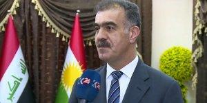 Dizeyi: Türkiye, Kürdistan Bölgesi temsilciliğinin açılmasını istedi