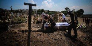 Dünyada salgın hastalıklar 120 yılda 110 milyon can aldı