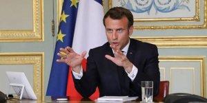 Macron: Avrupa, Akdeniz'in kaderini kendi ellerine almalı