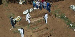 Brezilya'da ölüm sayısı 1000'in altına düşmüyor