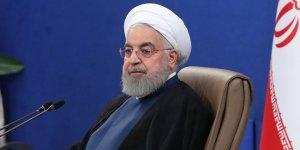 Ruhani: 30 ila 35 milyon İranlı daha Covid-19'a yakalanma riskiyle karşı karşıya