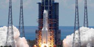 Çin'in Mars'a yolculuğu başladı