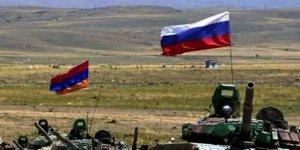 Rusya ile Ermenistan'dan ortak tatbikat