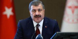 Sağlık Bakanı Koca: Rastgele test edilen her 1000 kişiden 2,5'inde test sonucu pozitif çıktı