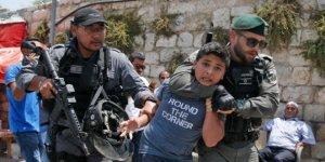 İsrail İşgal Güçleri Çocuklara ve İşçilere Saldırdı!