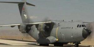 Türkiye askerleri ve askeri teçhizat Nahçıvan'a ulaştı
