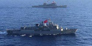 Türkiye ve ABD'den Akdeniz'de ortak deniz eğitimi