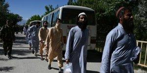 4 Bin 600 Taliban Mahkumu Serbest Bırakıldı