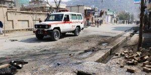 Afganistan'da hapishaneye bombalı saldırı: 13 ölü, 42 yaralı
