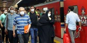 İran'da  son 24 saatte 212 kişi hayatını kaybetti