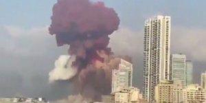 Lübnan'da  patlama:73 Kişi haytını kaybetti,3 binden fazla yaralı