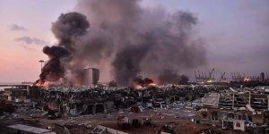 Beyrut'taki patlamada can kaybı 100'e, yaralı sayısı 4 bine yükseldi
