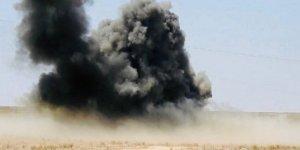 ABD konvoyuna bombalı saldırı