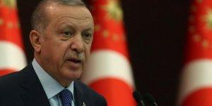 Erdoğan: Türkiye'nin kimsenin meşru çıkarında gözü yoktur