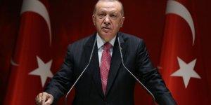 Erdoğan: Kimsenin hakkında gözümüz yok, hiçbir ülkeye de hakkımızı yedirmeyiz