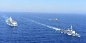 Fransa ile Yunanistan'dan Doğu Akdeniz'de ortak tatbikat