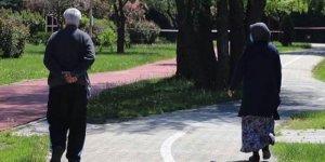 Siirt ve Malatya'da 65 yaş ve üstüne sokağa çıkma kısıtlaması
