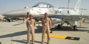 BAE, Girit'e F-16'larını gönderiyor