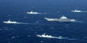 Çin, Güney Çin Denizi'nde yeni askeri tatbikata başladı