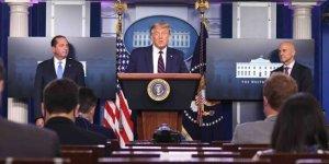 Trump: Plasma rêjeya mirina bi Coronayê %35 kêm dike