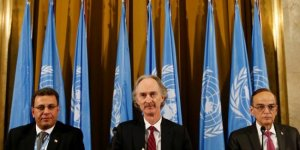 Suriye anayasa müzakerelerine koronavirüs engeli