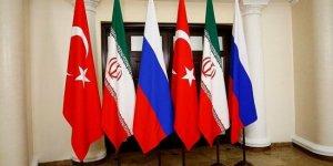 İran, Rusya ve Türkiye'den ortak açıklama: Kınıyoruz