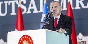 Erdoğan: Korkunun ecele faydası yok, Türkiye hakkı olanı alacak