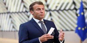 Çelik: Macron'un kırmızı çizgisini kendisine iade ediyoruz