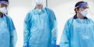 AF Örgütü: 7 binden fazla sağlık çalışanı corona nedeniyle öldü