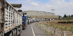 BM'den İdlib'e bin 625 ton gıda yardımı