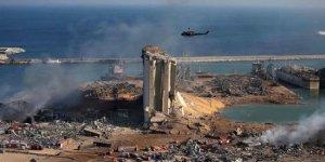 Beyrut Limanı'nda 4 ton amonyum nitrat bulundu