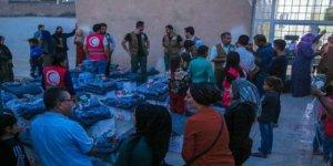 Barzani Yardım Vakfı'ndan 9 ülkeye yardım