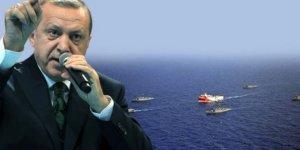 Erdoğan'dan Doğu Akdeniz'deki savaş gemilerine talimat