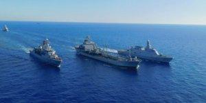 Yunanistan: Türkiye, Doğu Akdeniz'deki tüm gemilerini derhal çekmeli