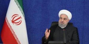 Ruhani: Bazı dost ülkeler ABD baskısı nedeniyle bize ait parayı teslim etmiyor