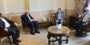 """İsmail Heniyye: Ulusal birliğimiz """"Siyonist İsrail projesini"""" yıkacak"""