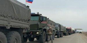 Rusya'dan Qamişlo'ya askeri takviye