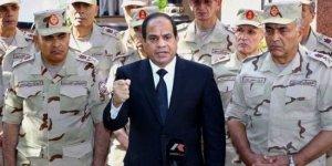Sisi: Libya'da Sirte ve Cufra kırmızı çizgileri aşılırsa karşı duracağız