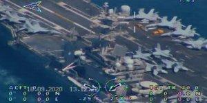 İran: ABD'nin Askeri Gemileri İHA'larımız Tarafından İzleniyor