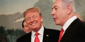 Netanyahu Pis işlerini ABD'ye gördürüyor
