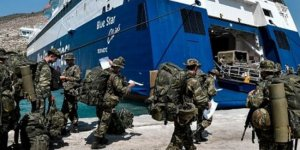 Yunanistan: Adalardan askerleri çekmeyi asla kabul etmeyiz