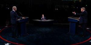 'ABD tarihindeki en kaotik ve saldırı yüklü canlı yayın tartışması'